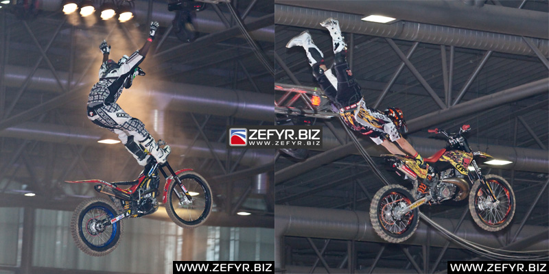 Freestyle Motocross Race Brno